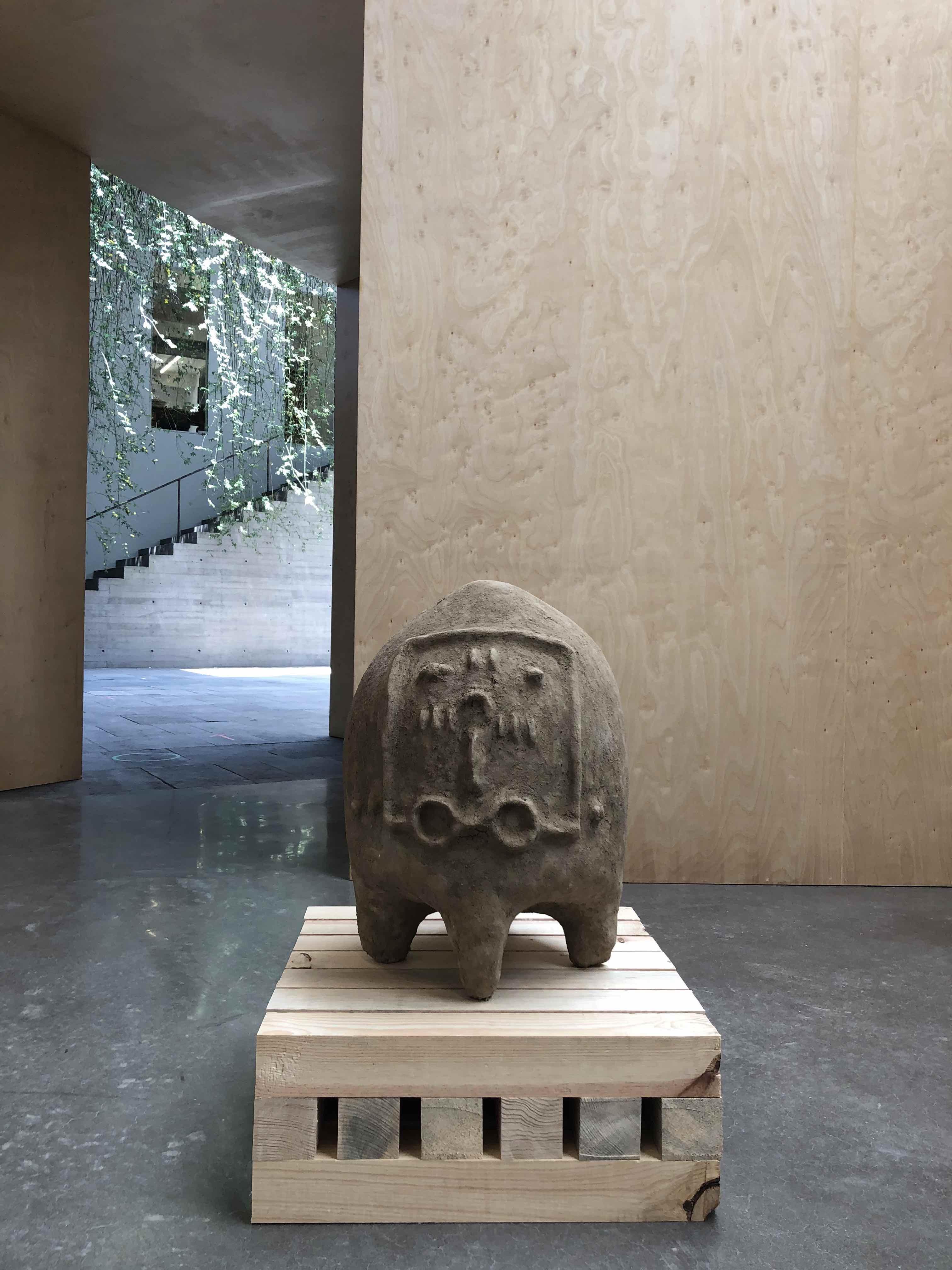 Galería Agustina Ferreyra, Ulrik López. Kurimanzutto, Mexico City, 2021. Photo: Onda MX