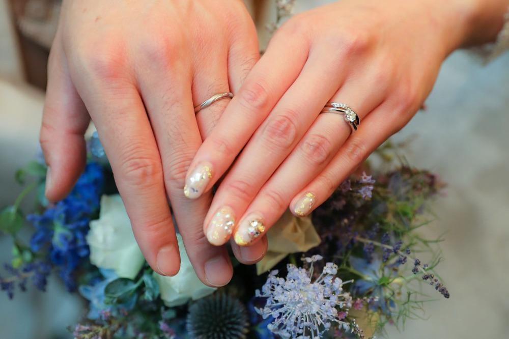 愛の証の婚約指輪。の画像 - 婚活・結婚相談所ならサンマリエ