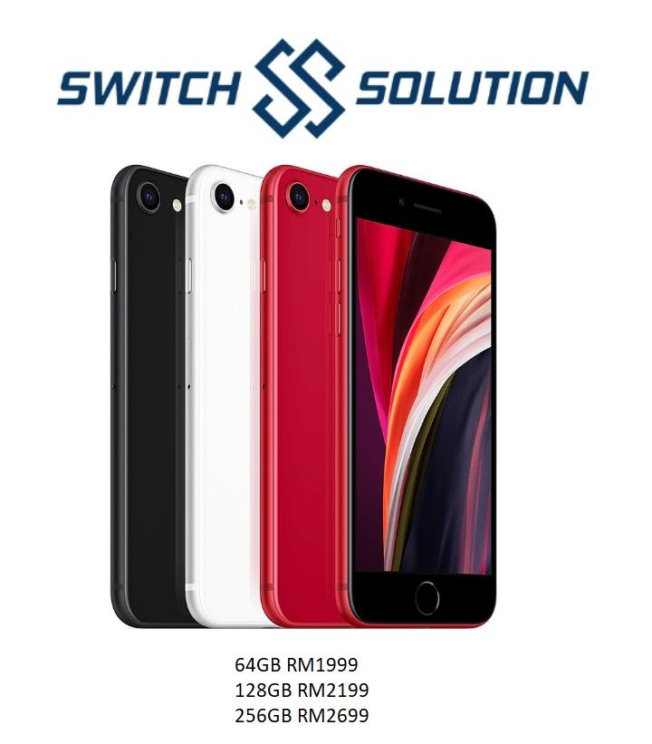 Apple iPhone SE 2020 MY SET 64GB - Switch Solution Sdn Bhd ...