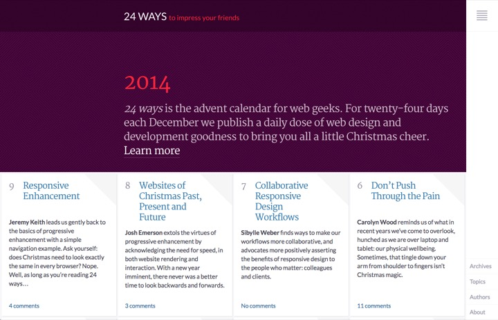 24 Ways