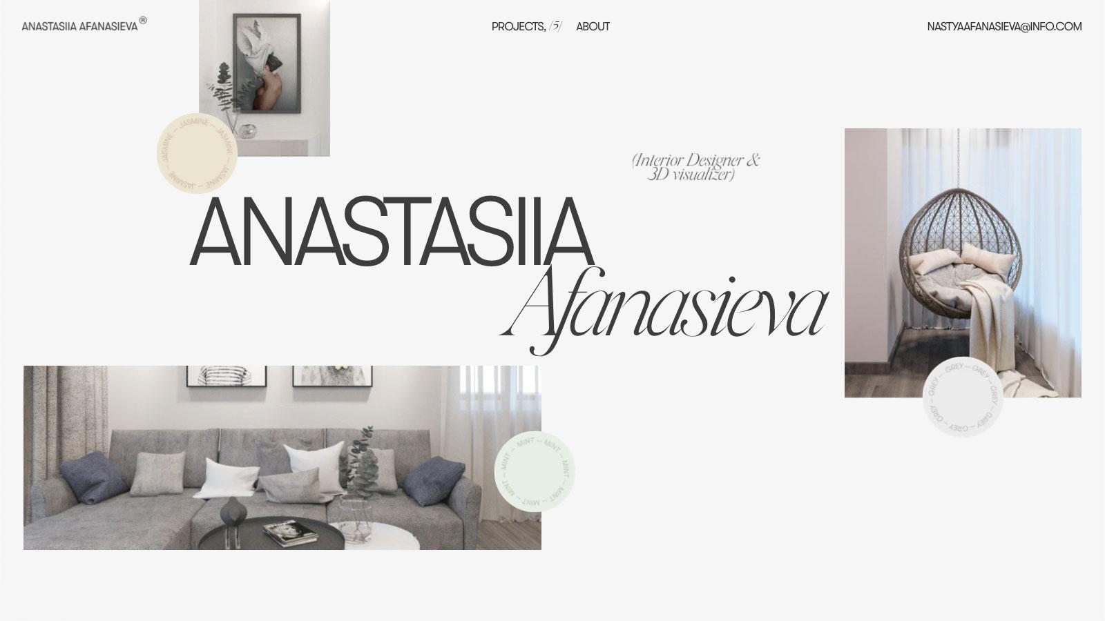 Anastasiia Afanasieva