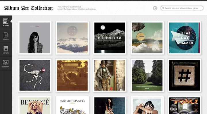Album Art Collention
