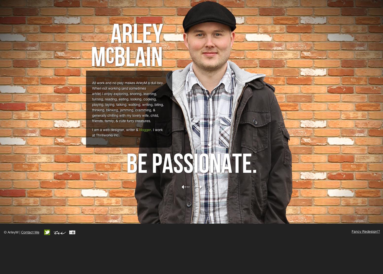 Arley McBlain
