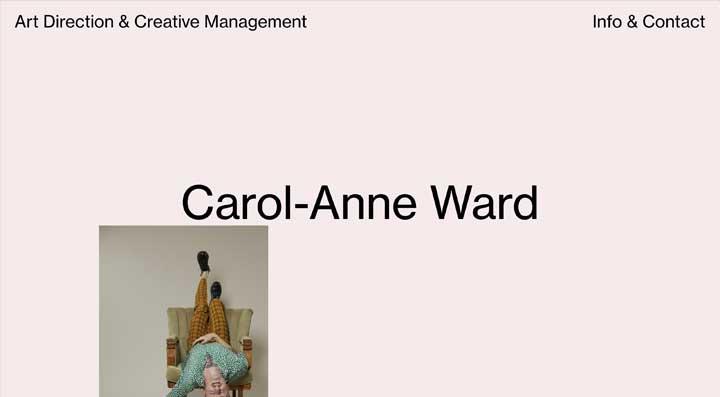 Carol-Anne Ward