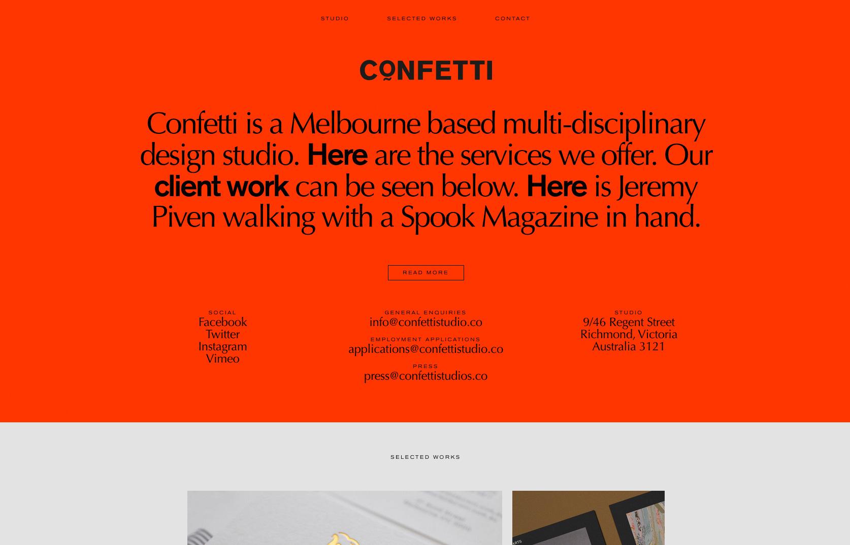 Confetti Studio