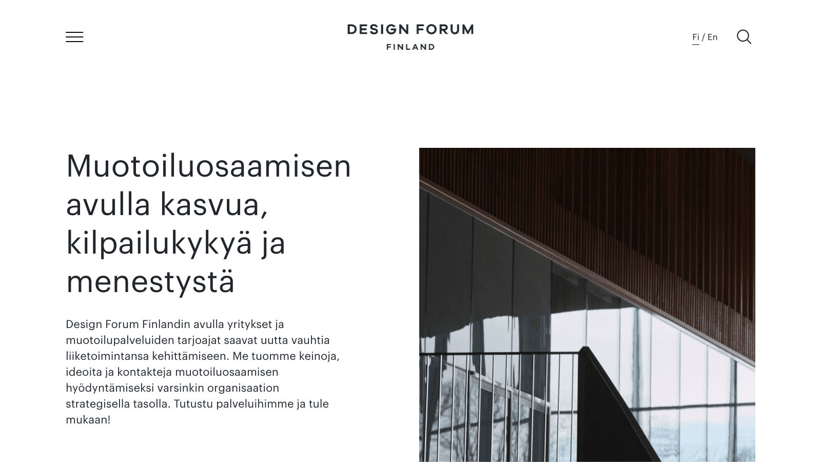 Design Forum Finland