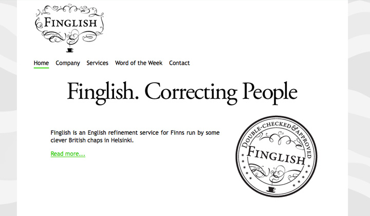 Finglish