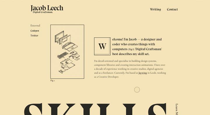 Jacob Leech