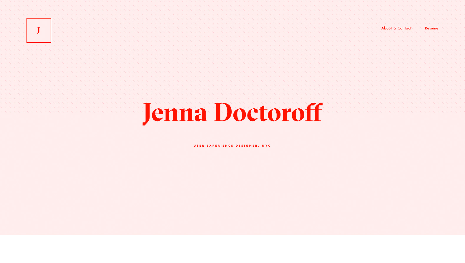 Jenna Doctoroff