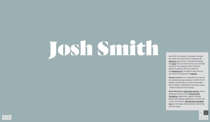 Josh Smith Design
