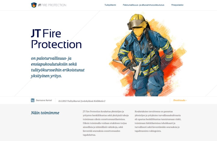 JT Fire Protection