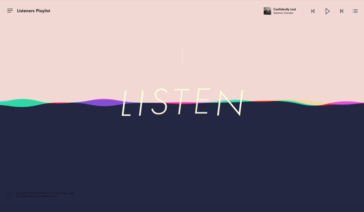 Listeners Playlist