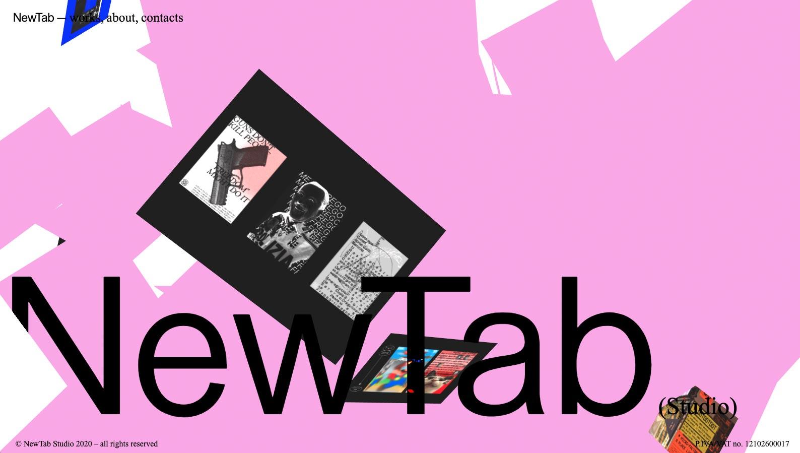 NewTab Studio