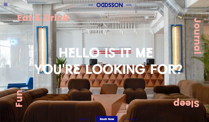 ODDSSON hostel Reykjavik