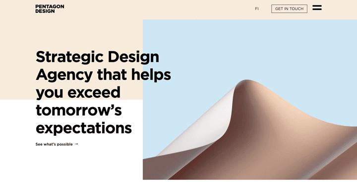 Pentagon Design
