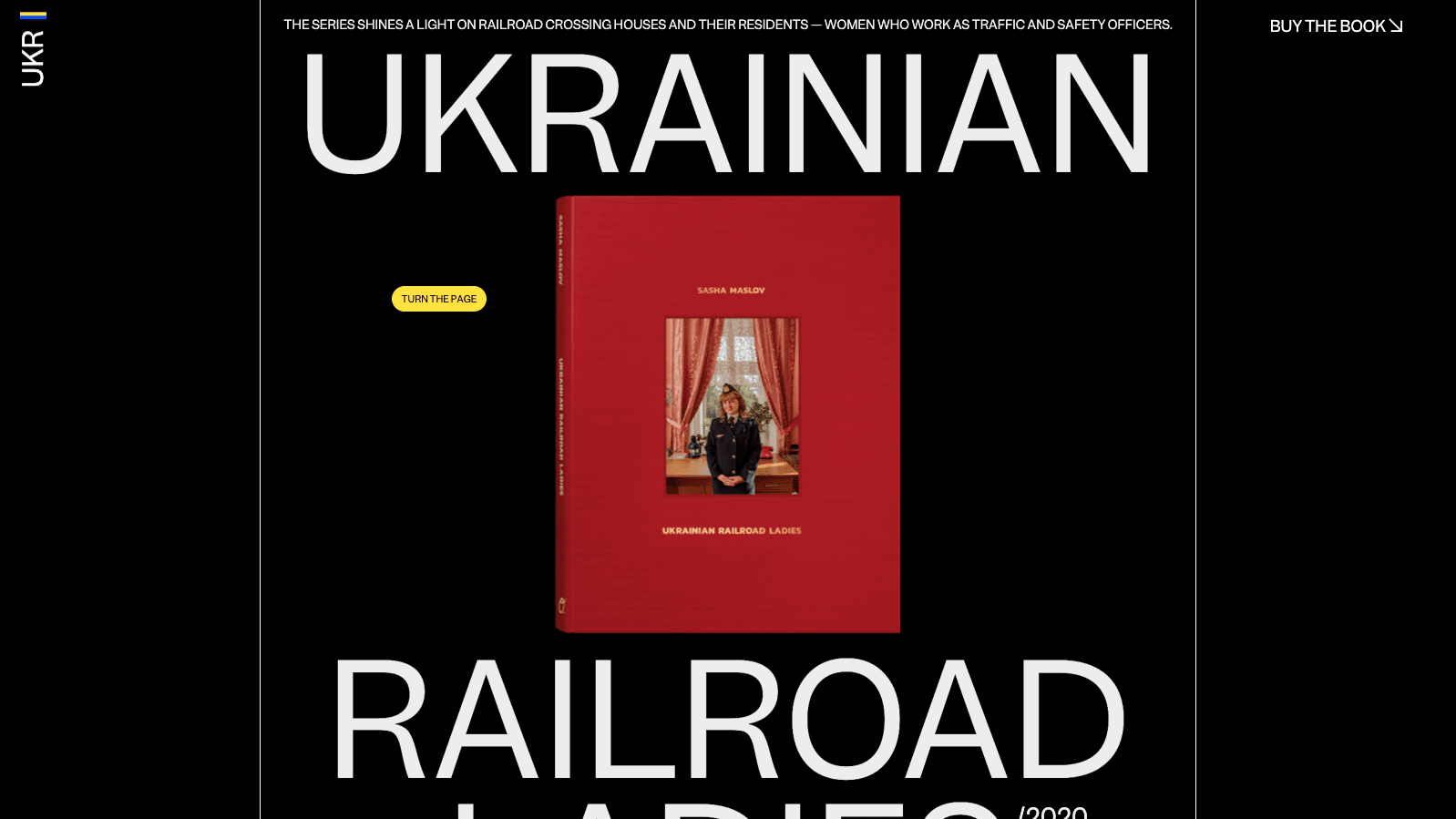 Ukrainian Railroad Ladies