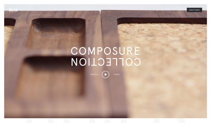 Composure Collection by Rest