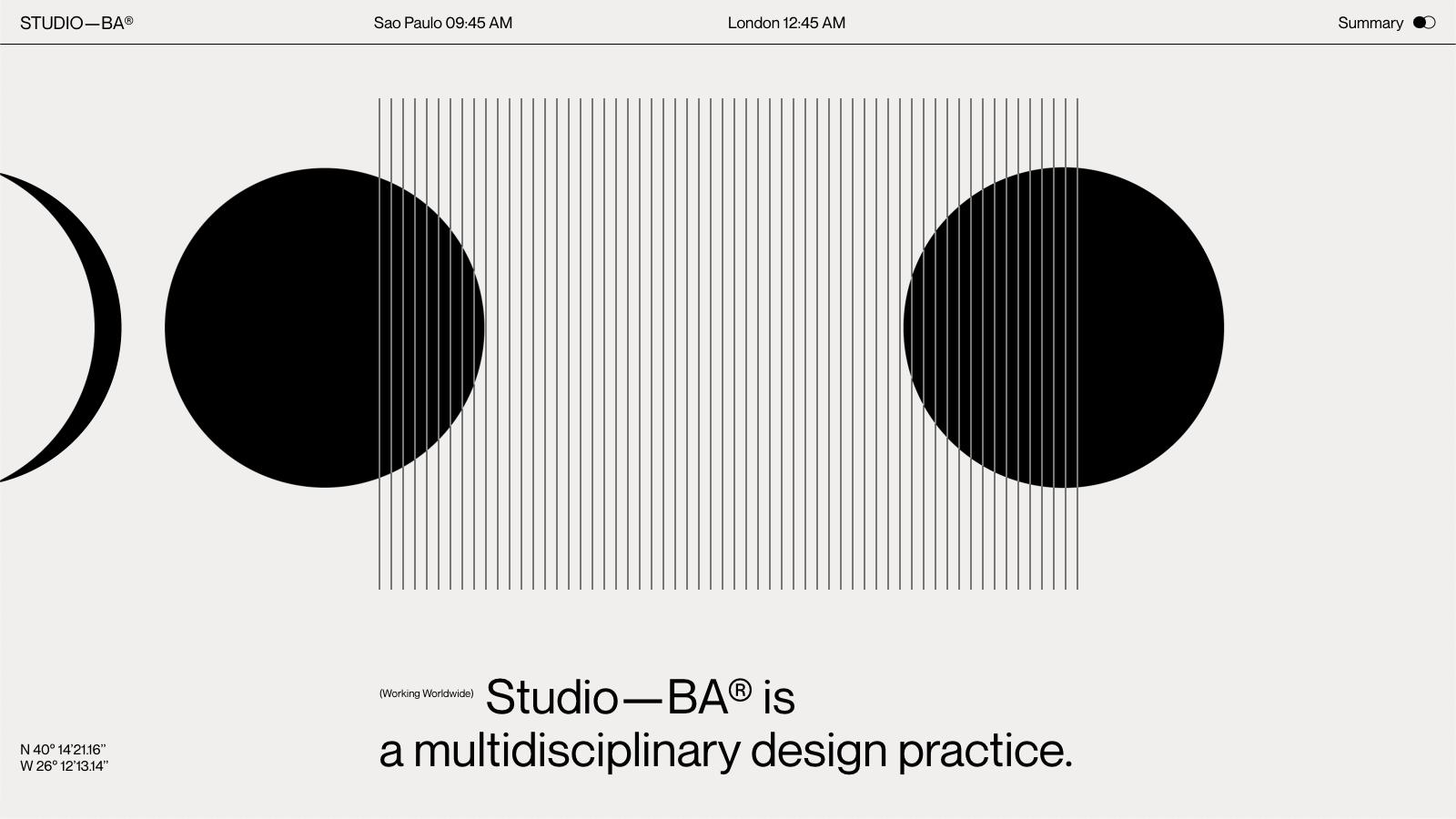 Studio—BA