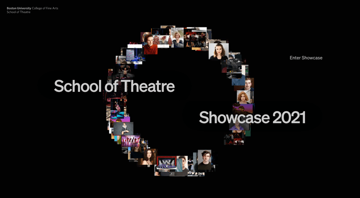 School of Theatre Showcase 2021