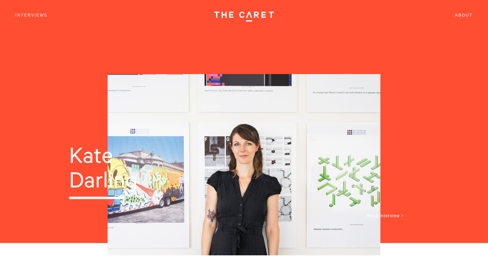 The Caret