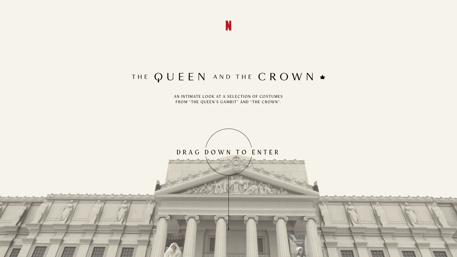The Queen and The Crown