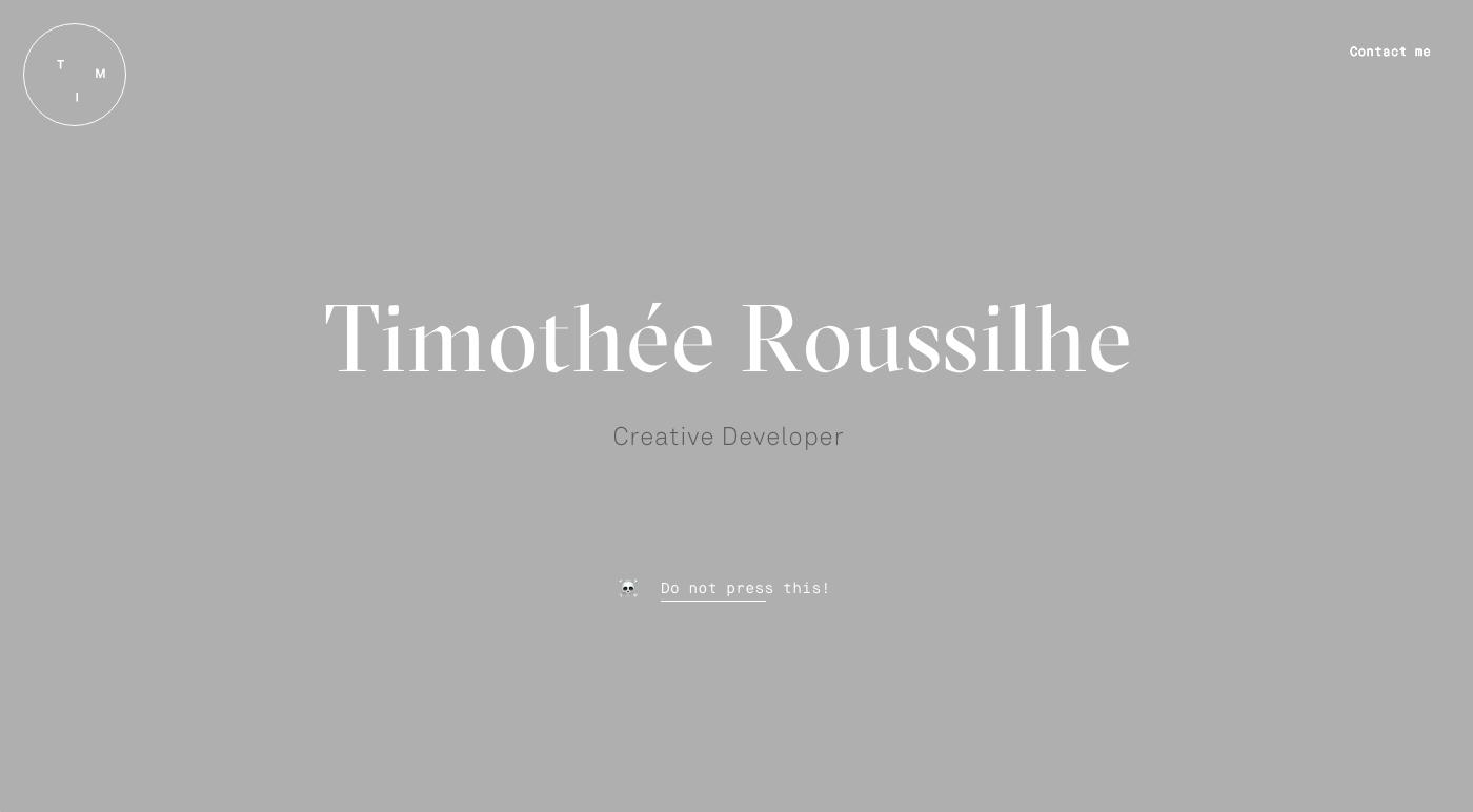 Tim Roussilhe