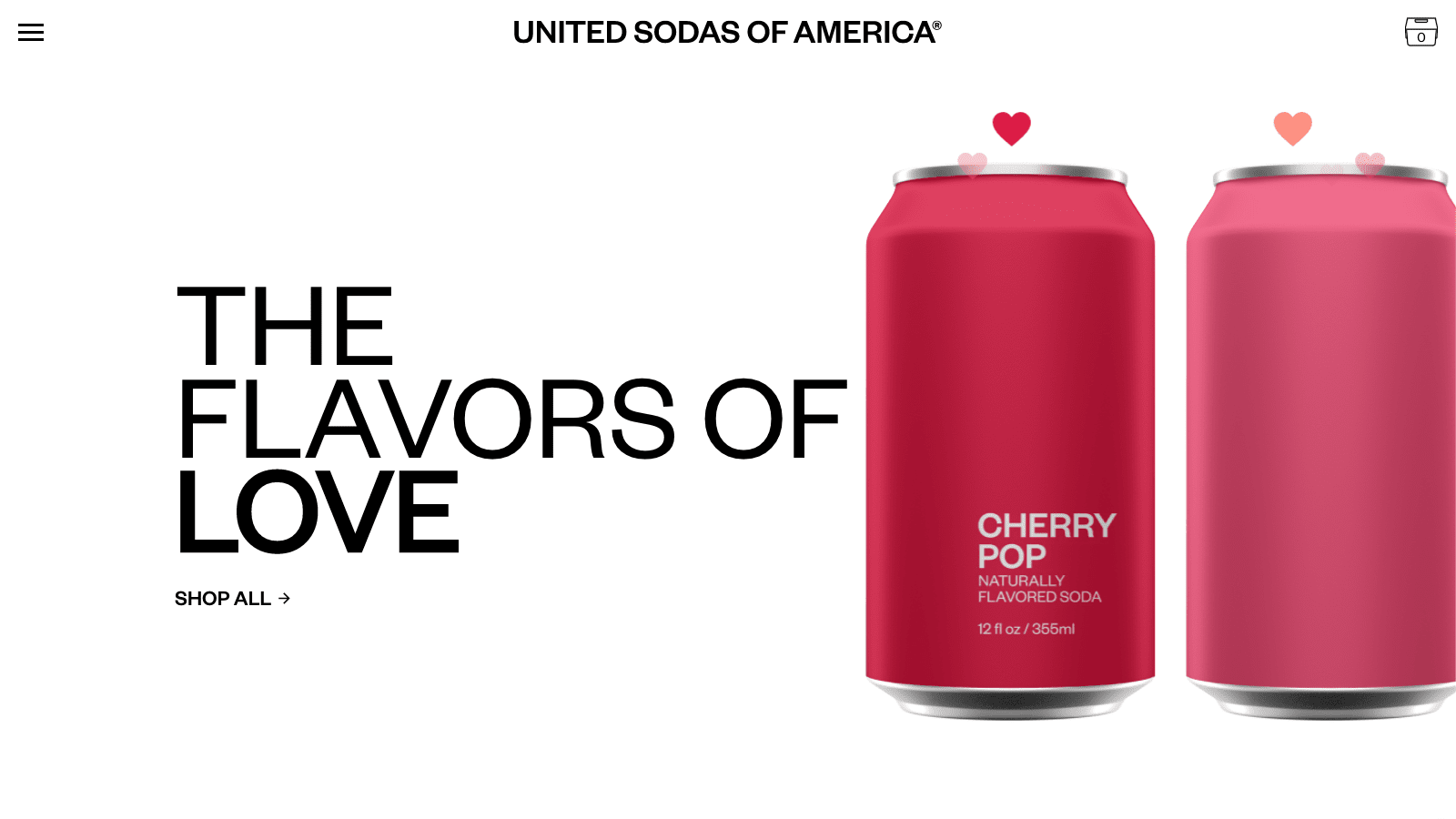 United Sodas of America