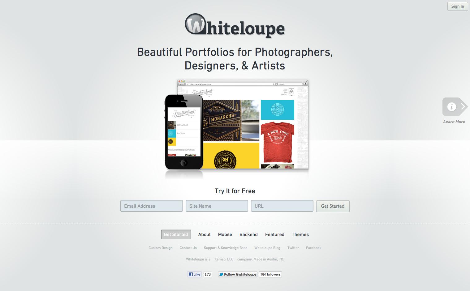 Whiteloupe