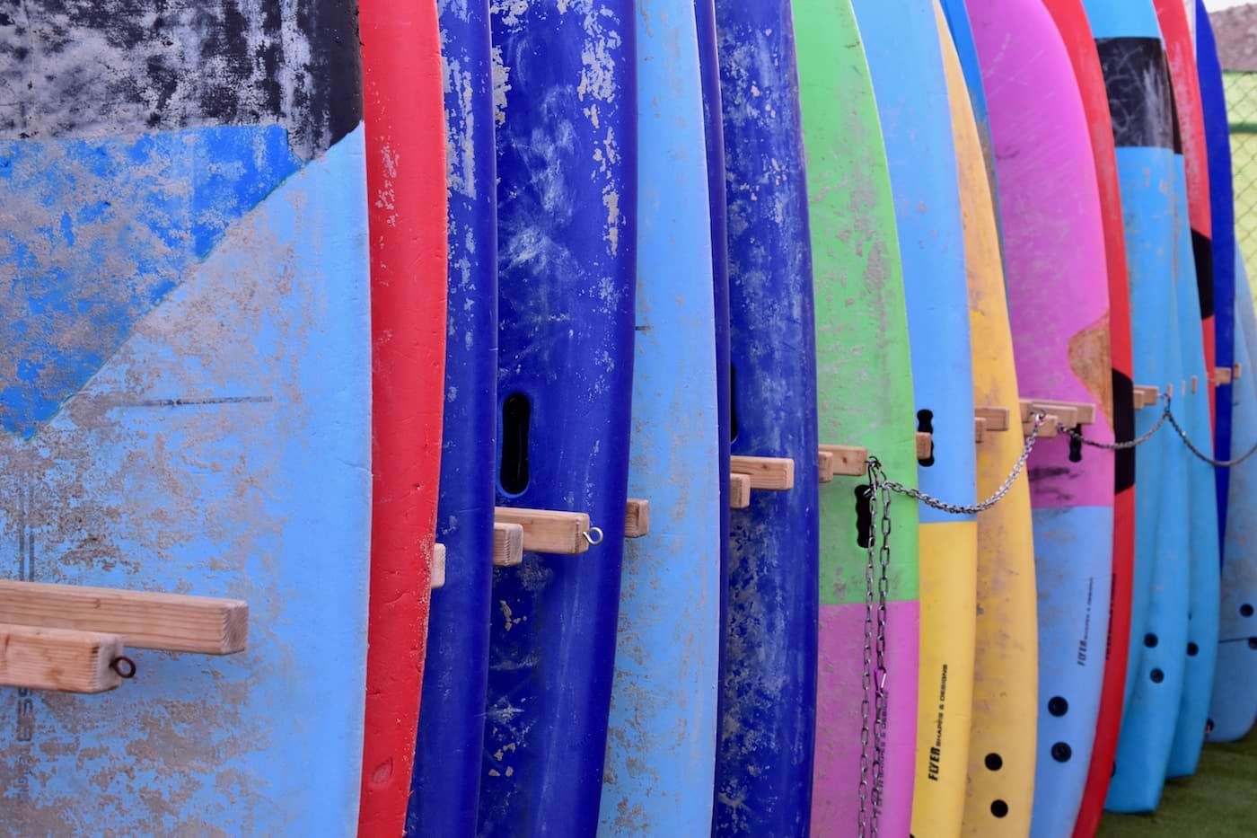 2019 Ultimate Surf Camp Guide