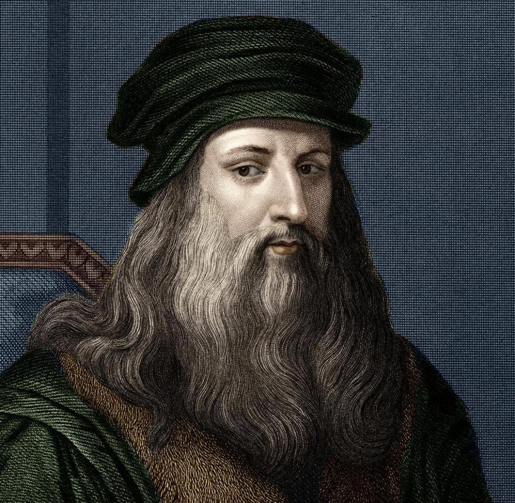 Leonardo Da Vinci Avatar