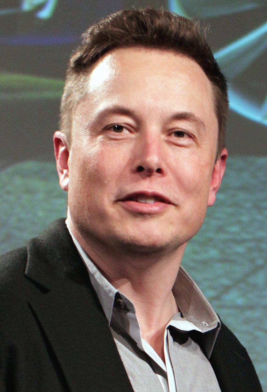 Elon Musk Avatar