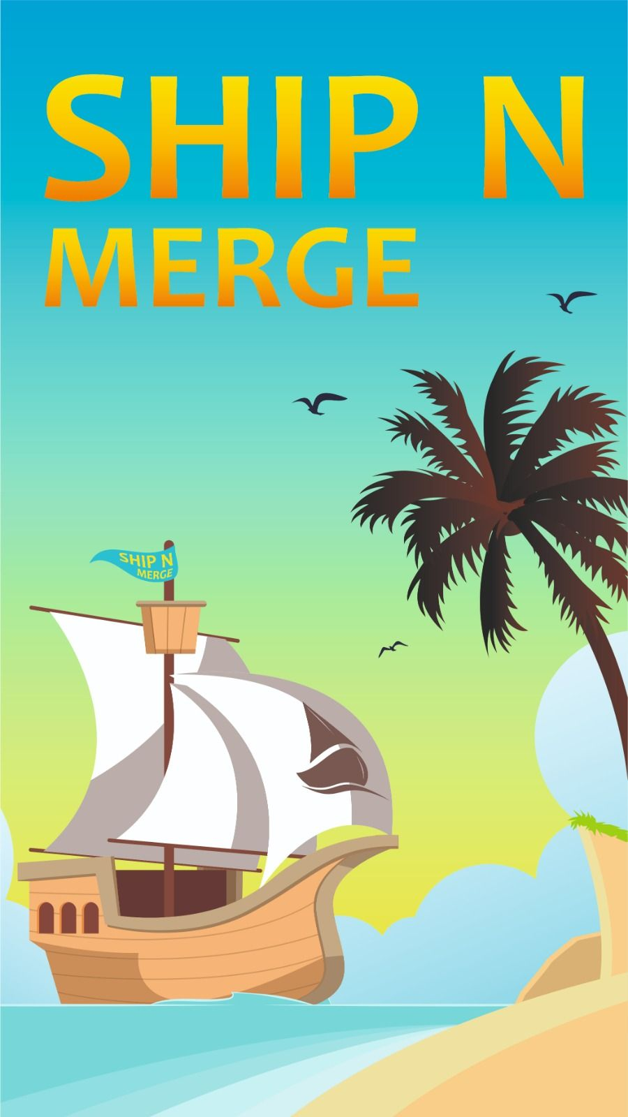 Ship N Merge : Most Relaxing Game Preview 0