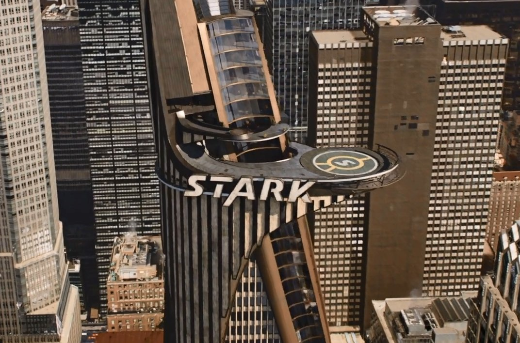 Stark Industries Preview 2