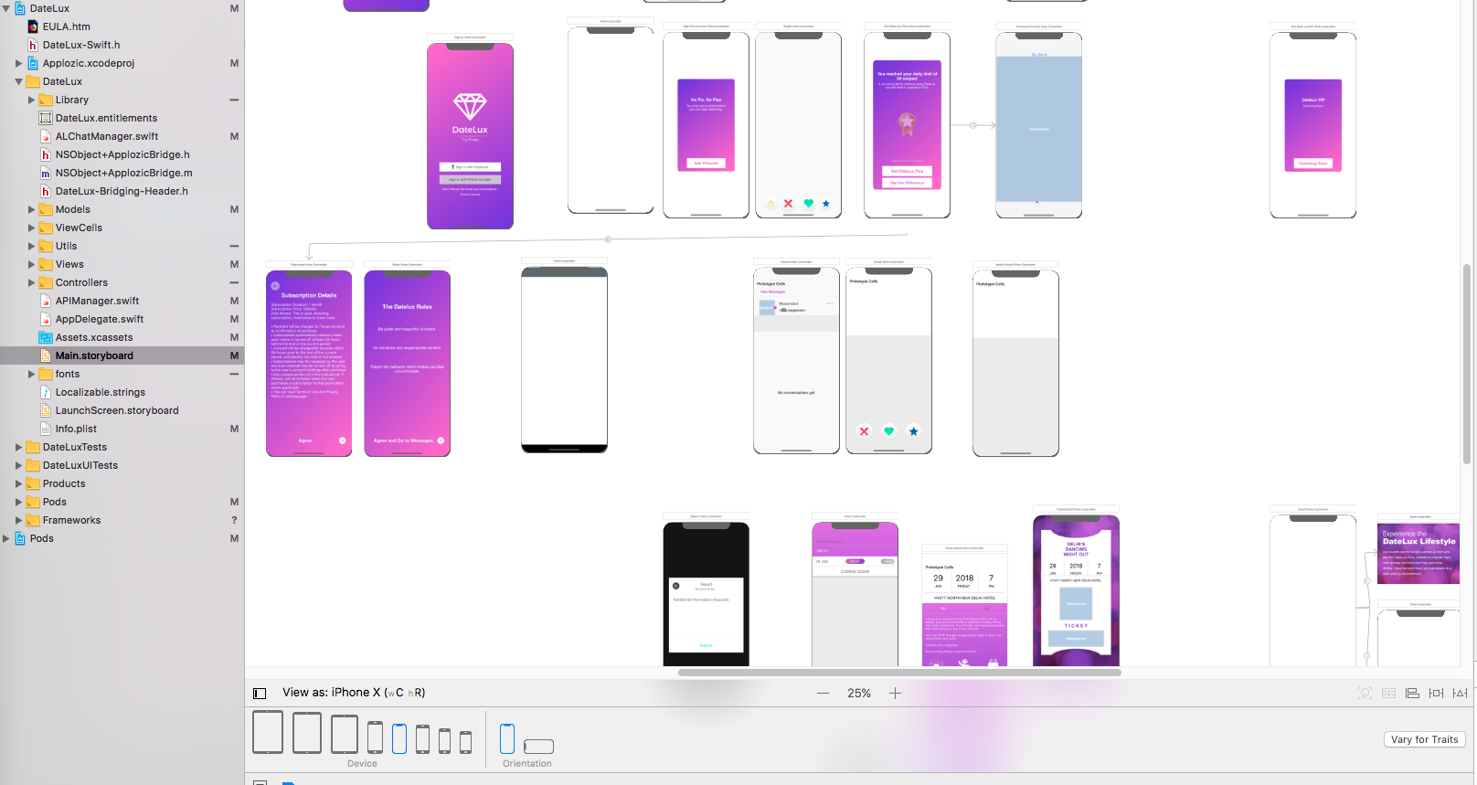 MyProject Preview 4