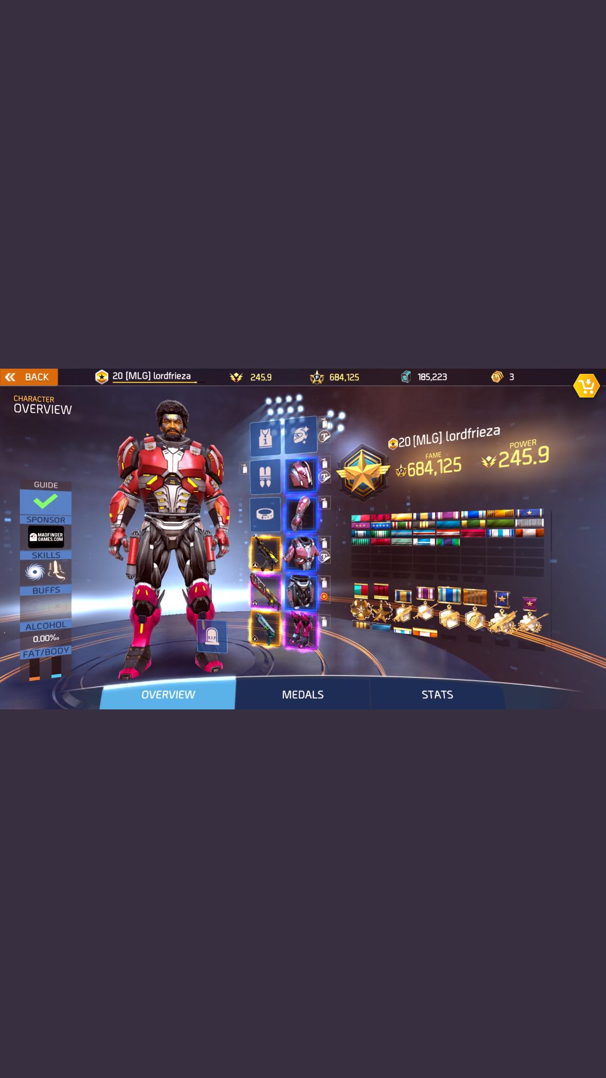 Shadowgun Legends armors Preview 0
