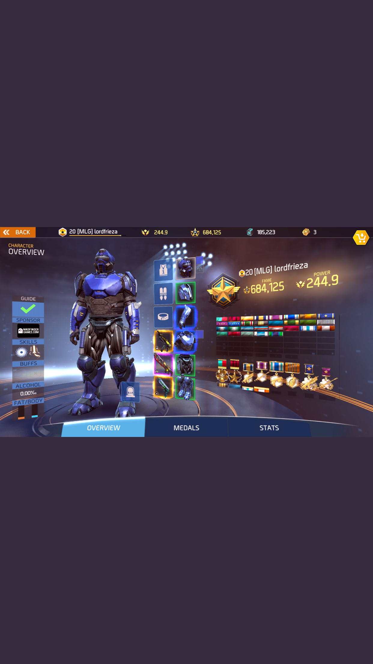 Shadowgun Legends armors Preview 4
