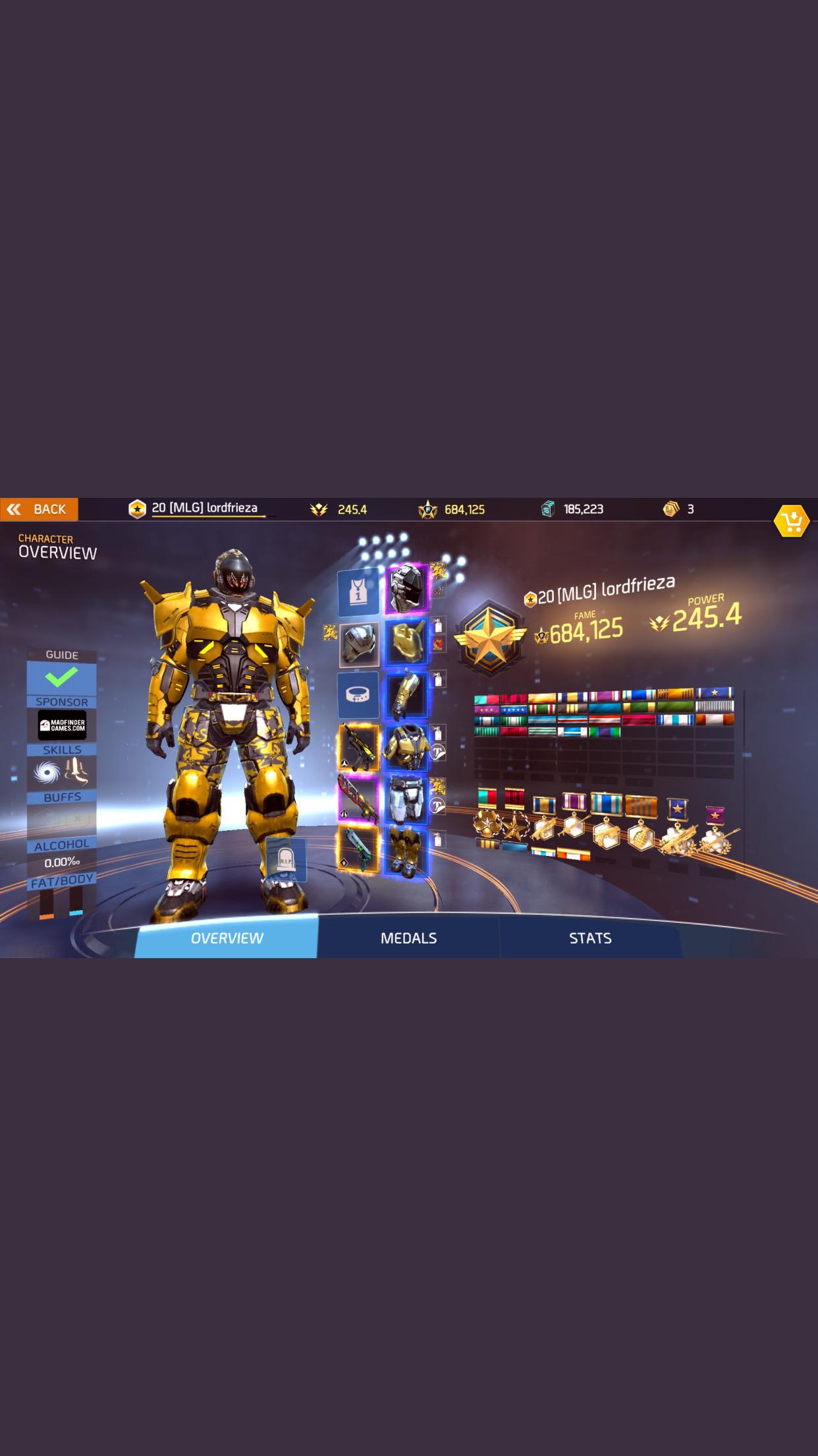 Shadowgun Legends armors Preview 2