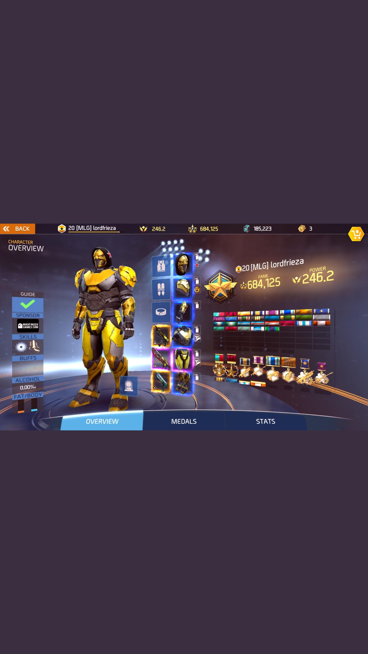 Shadowgun Legends armors Preview 3