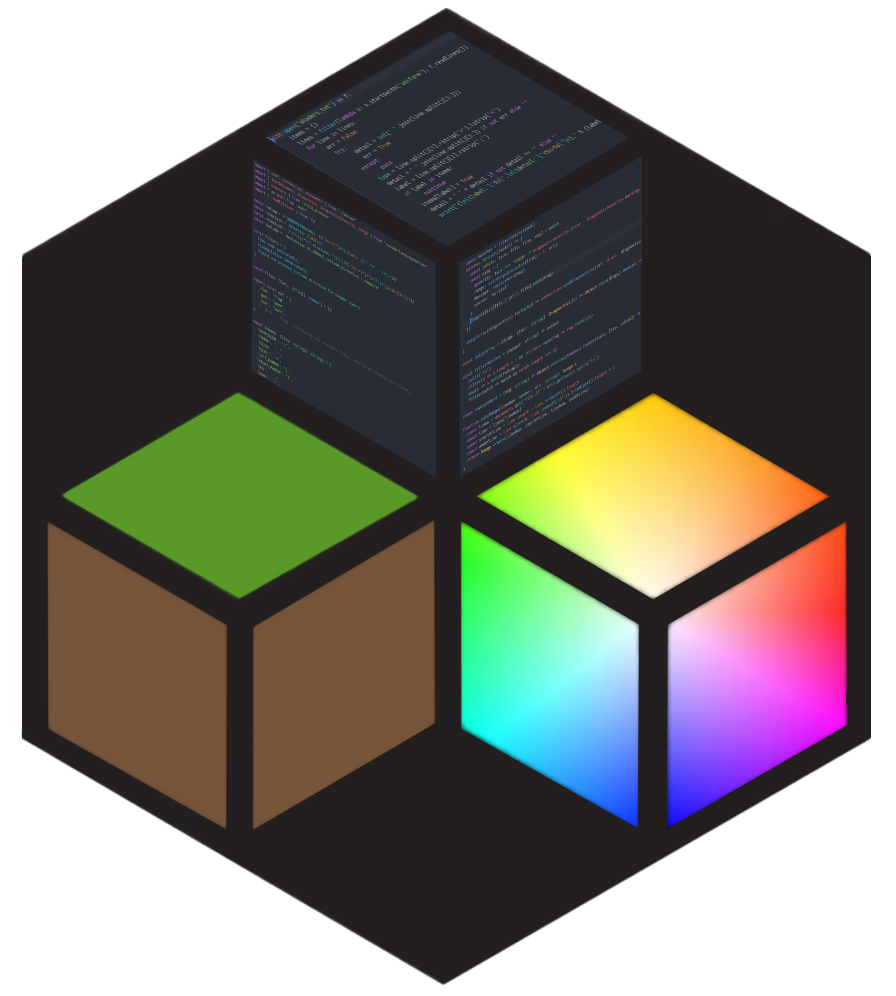 Visual Studio Code Minecraft GLSL Shader Extension Preview 0