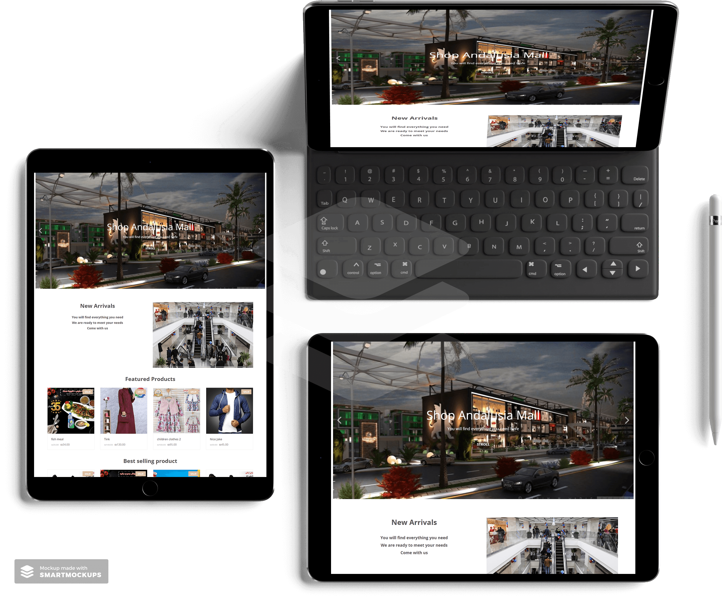 The interfaces of my works Preview 3