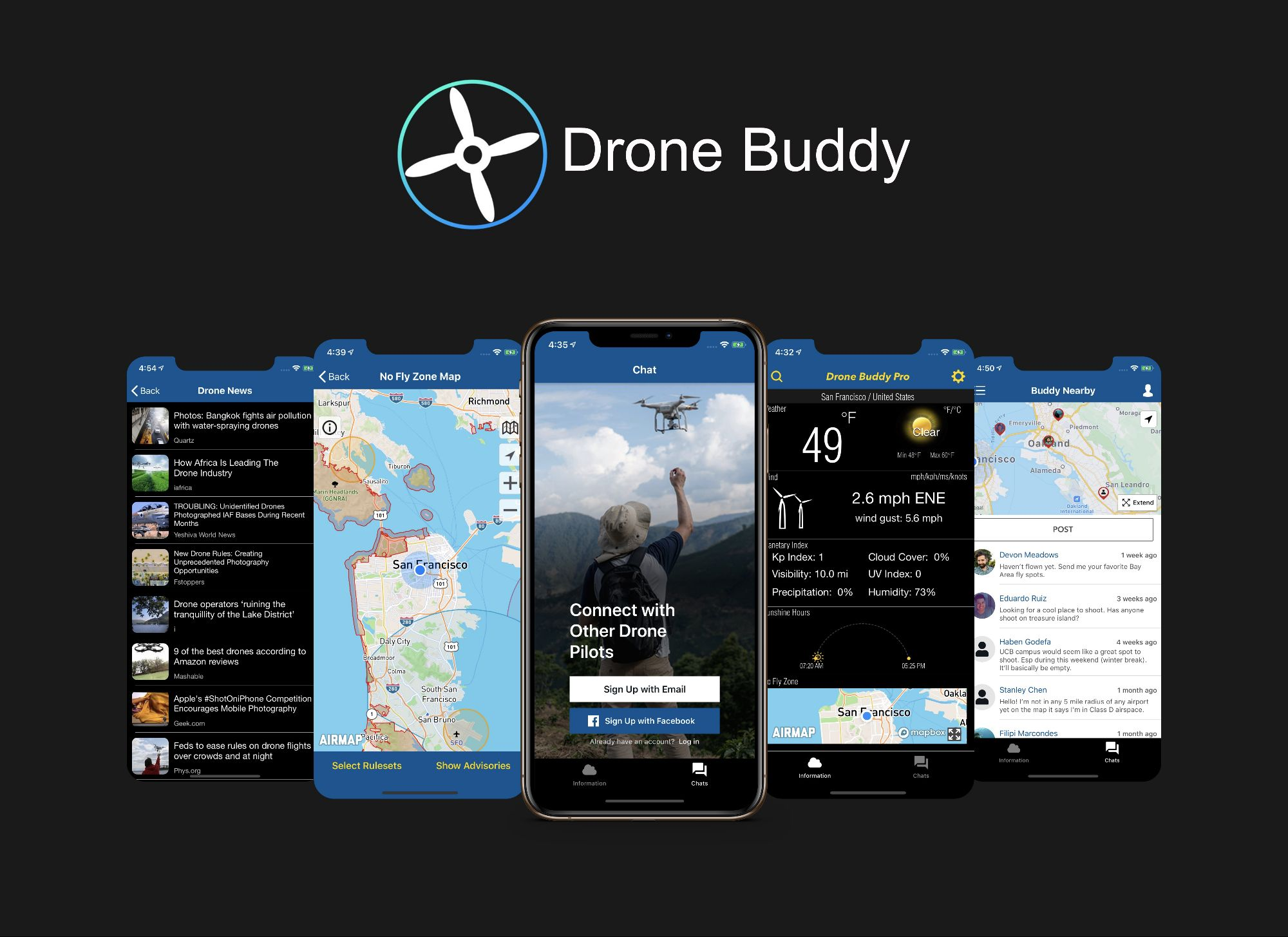 DroneBuddy Preview 0