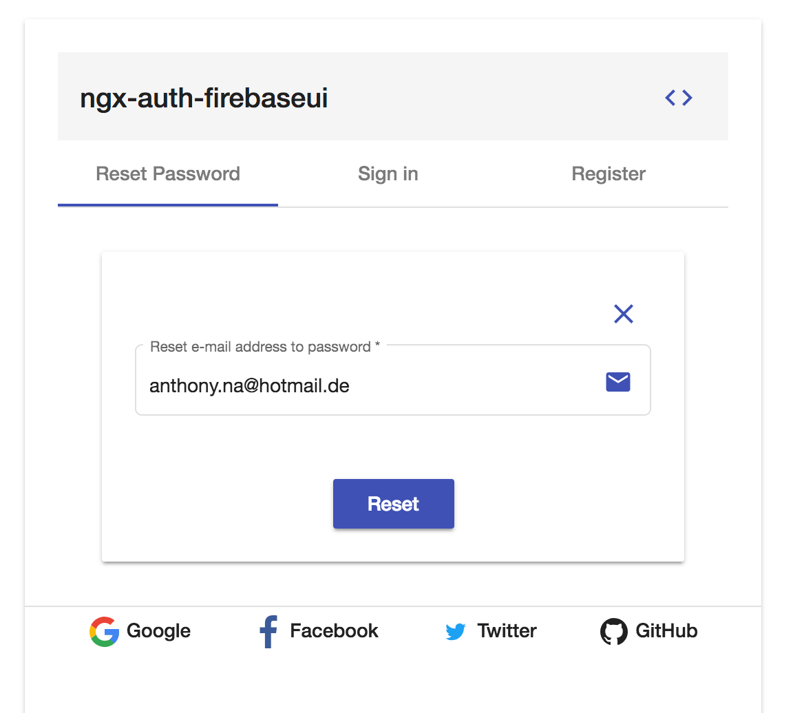 ngx-auth-firebaseui Preview 2