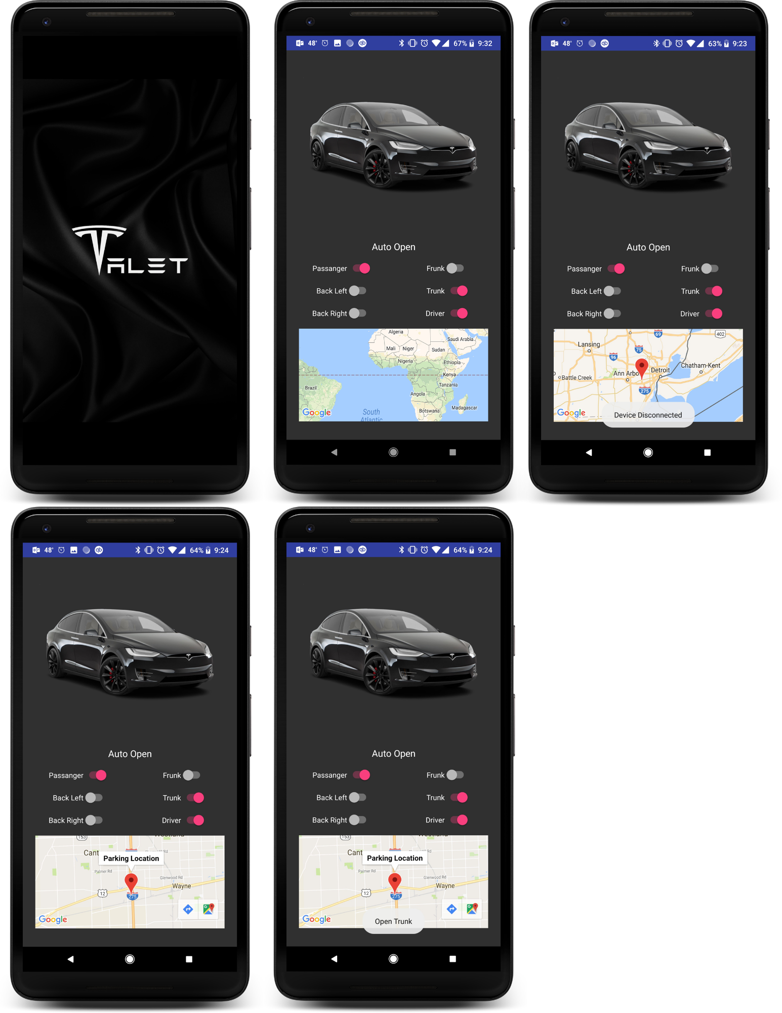 Tesla Valet Preview 0