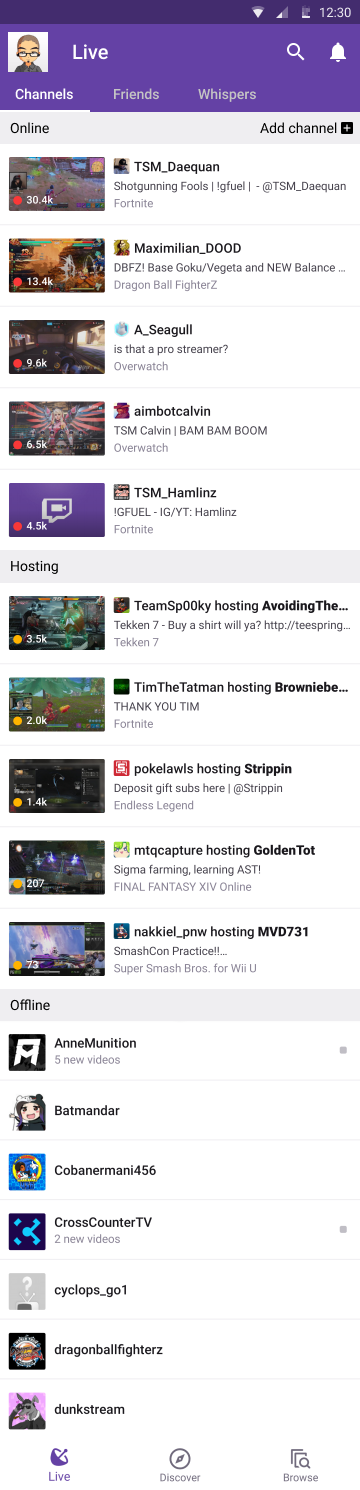 Twitch Preview 7