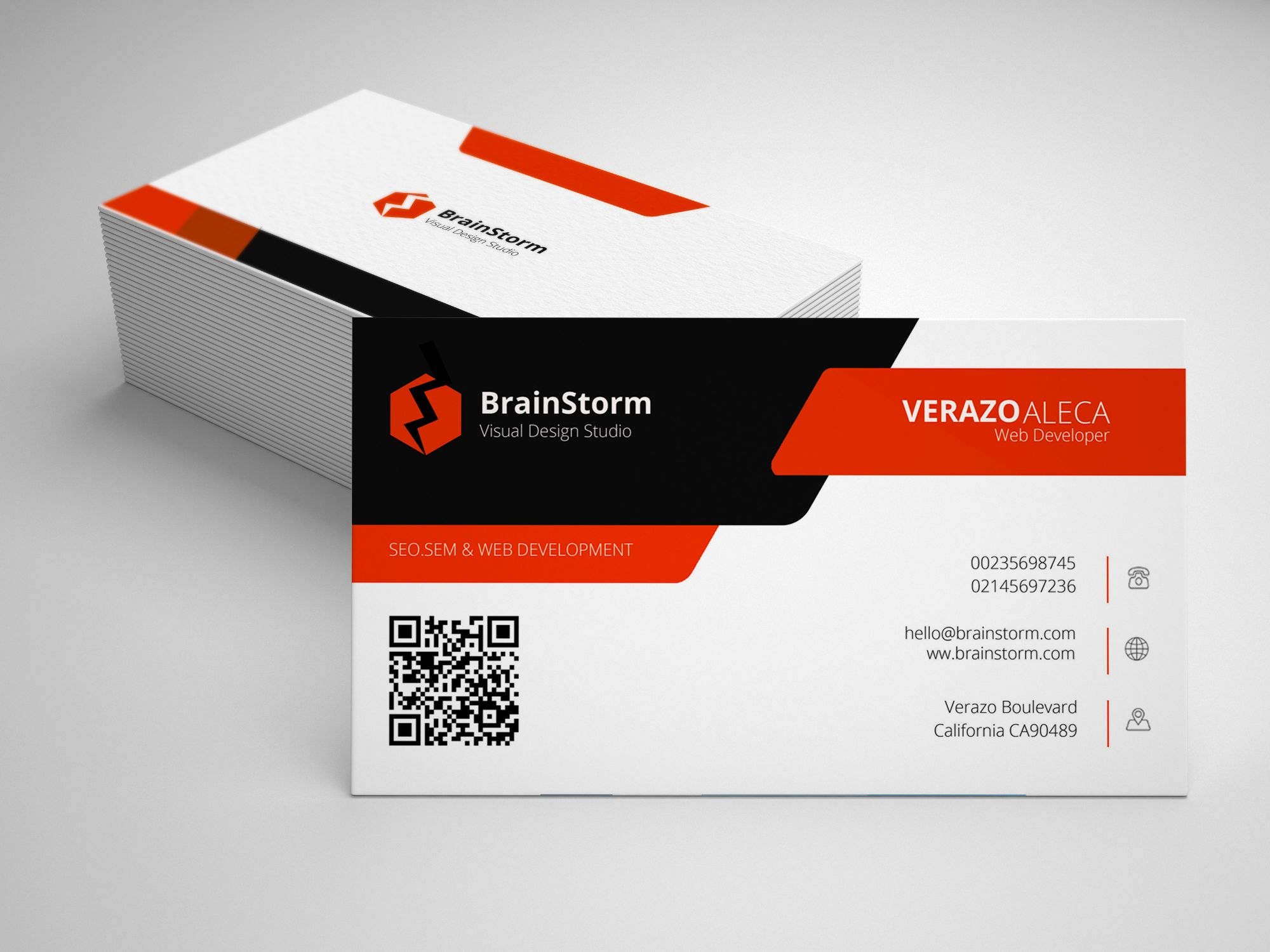 business card Preview 0