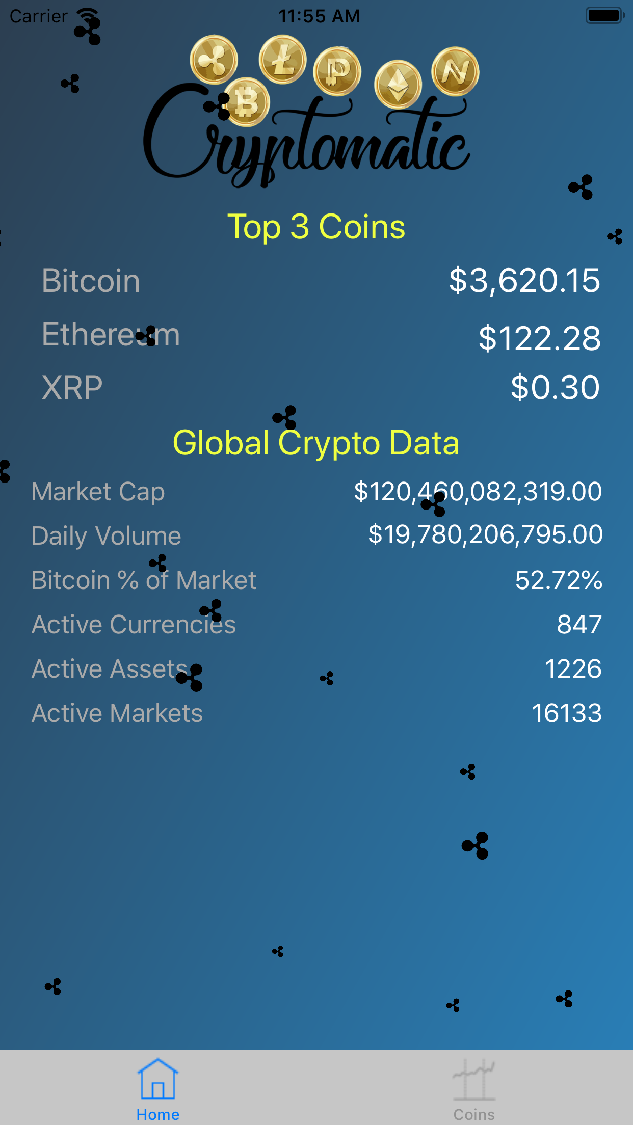 Cryptomatic Preview 1