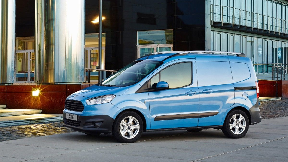 Product Development of Ford Light Commercial Vehicles Preview 0