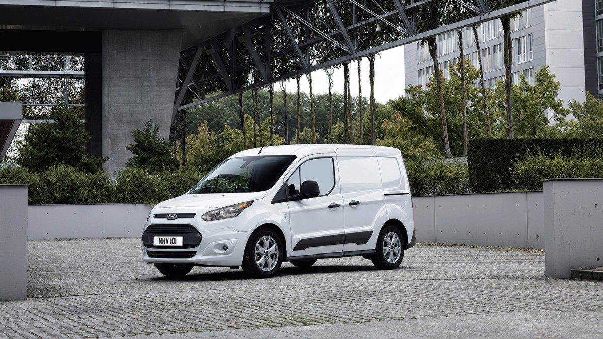 Product Development of Ford Light Commercial Vehicles Preview 1