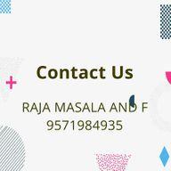 raja masala and f