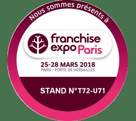 logo franchise expo paris